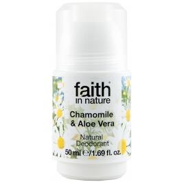 3c5946addc152e Faith in nature chamomile  Aloe vera natural deordorant