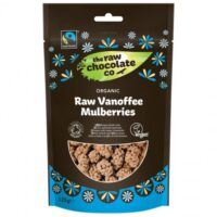 The Raw Chocolate Co Fairtrade Organic Virgin Cold Pressed