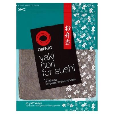 OBENTO YAKI NORI FOR SUSHI