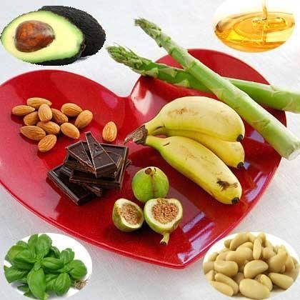 Aphrodisiac food for female