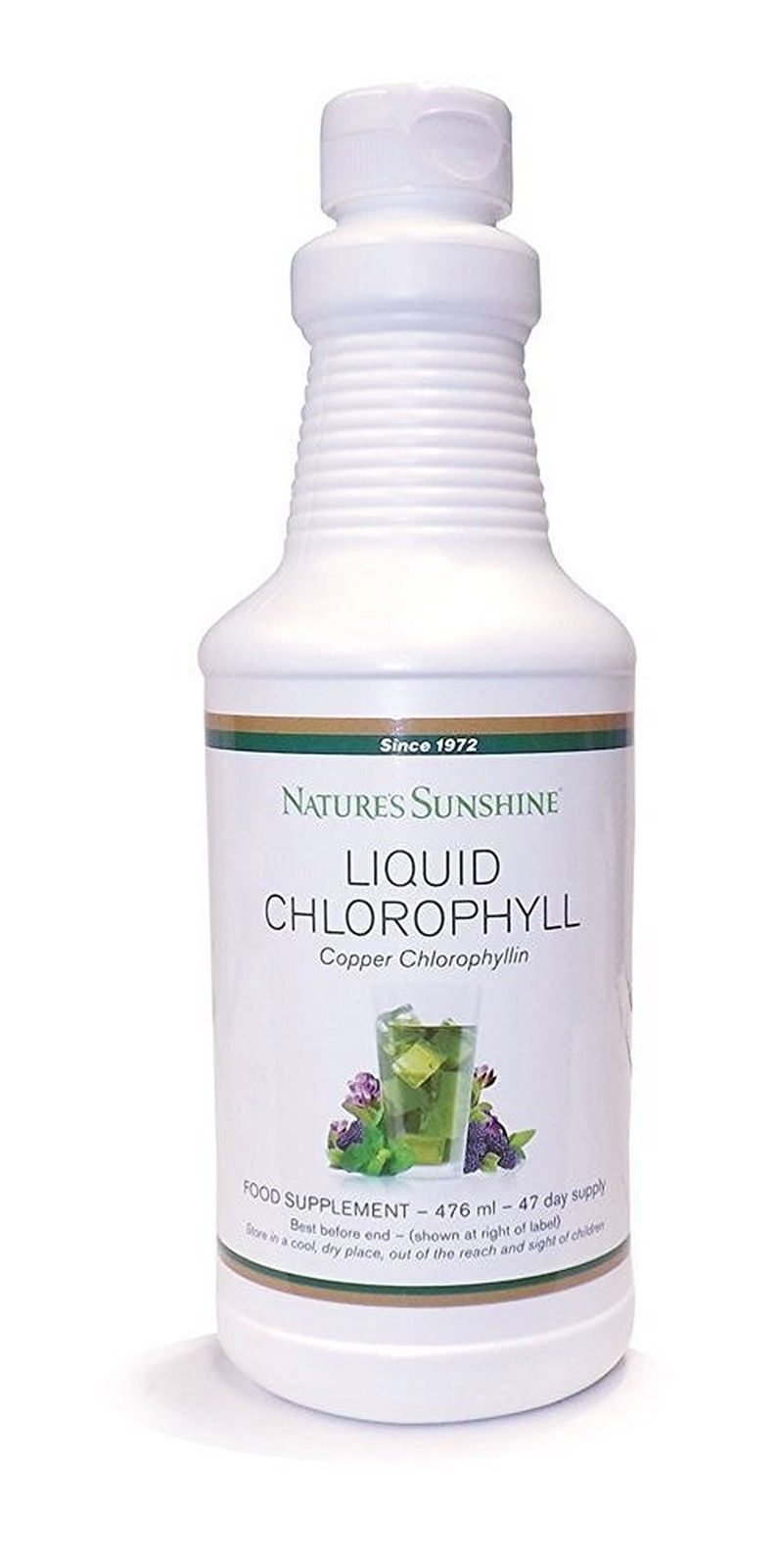 Natures sunshine liquid chlorophyll