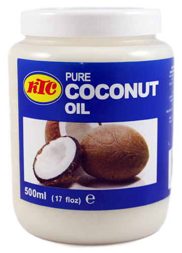 What is pure coconut oil