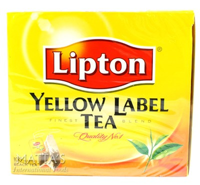 tea and lipton yellow label Yes, lipton yellow label tea is black tea what is lipton tea made out of lipton  green tea is made of green tea leaves other lipton teas are.