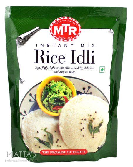 Rice Idli Mix - Mattas